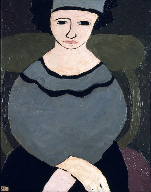 Autoritratto, 1938