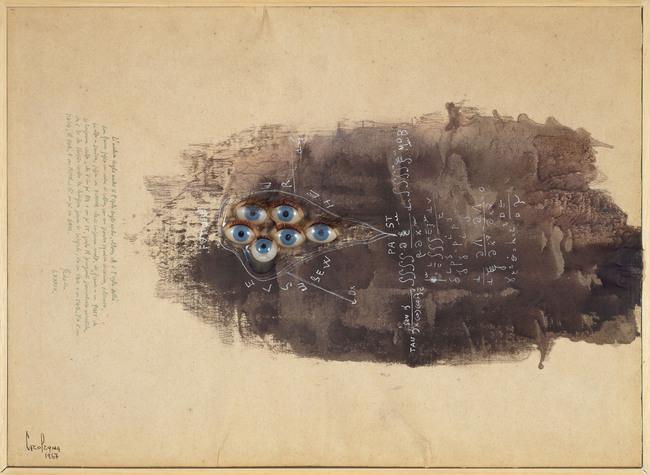 L'isola degli occhi, 1967